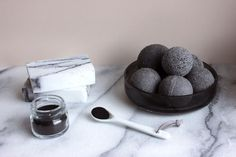 DIY Skin Detox: How to Make Activated Charcoal Bath Bombs and Marbled Soaps
