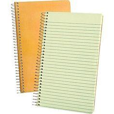 "Ampad® Evidence® Memo Book, Narrow Ruled, 5"" x 8"""