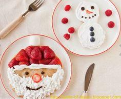 Easy Kids Christmas Breakfast
