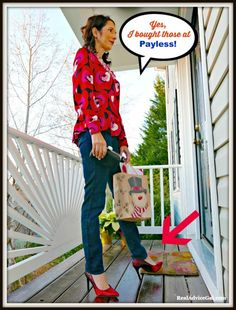 Learn how to find the perfect shoes #Payless #Solestyle #ad