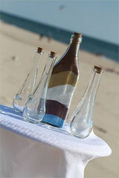 Sand Ceremony for beach weddings