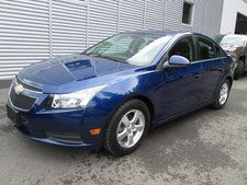 Used 2012 Chevrolet Cruze LT w 1LT Sedan Only $16,950
