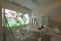 ryan trecartin --  sculpture theater