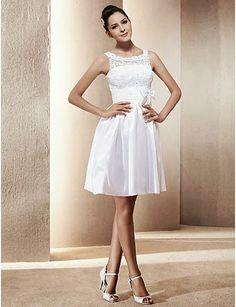 Asombrosos Vestidos de Novia Corte A | Moda y Tendencias 2014
