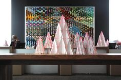 Interesting idea for a holiday installation