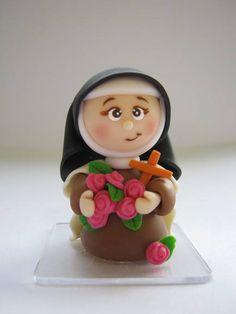 Santa Teresa del Niño Jesús .-