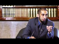 Nouman ali Khan ist Ehe wie Dating