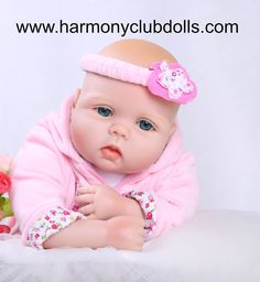 "20"" baby  Purchase at <a href=""http://www.harmonyclubdolls.com"" rel=""nofollow"" target=""_blank"">www.harmonyclubdo...</a>"