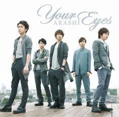 2012年6月6日 Your Eyes 初回限定盤