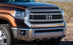 2014 Tundra grille