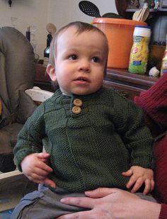 Gavyn by amanda's knitting, via Flickr