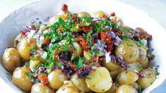 Potato Salad, Hummus, Grilling, Salads, Food And Drink, Potatoes, Tasty, Baking, Vegetables