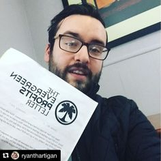 #Repost @ryanthartigan  Had an issue getting into my mailbox this month... I lost the damn   So that means I'm still reading the second issue of the #egpletter and it's amazing. Check out the #hustleandflowchart podcast too! #internetmarketing #digitalmarketing #money #entrepreneur #business
