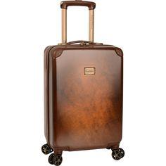 Tommy Bahama Treasure 20 inch Hardside Spinner Suitcase #TommyBahama #TommyBahamaluggage #carryon #suitcase #hardside #spinner #treasure