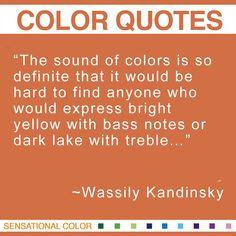#Kandinsky #synesthesia