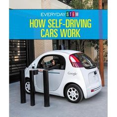 How Self-Driving Cars Work Self Driving, Book Publishing, Book Format, Innovation, Walmart, Language, Author, Technology, Cars