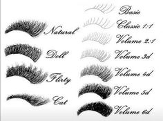 Useful Guide To Eyelash Extensions: Russian Lashes? – My hair and beauty Best Fake Eyelashes, Long Lashes, False Lashes, Russian Lashes, Eyelash Extensions Styles, Russian Eyelash Extensions, Hair Extensions, Eyebrow Tinting, Individual Lashes