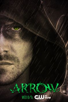 This is a fan art poster I created for Arrow Season Arrow Cw, Arrow Oliver, Team Arrow, The Cw Shows, Tv Shows, Arrow Tv Series, Stephen Amell Arrow, Oliver And Felicity, Dc Legends Of Tomorrow