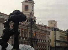 Гид в Мадриде. Обзорная экскурсия