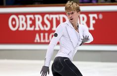 Russia's Konstantin Menshov is still in the game after placing third at 2015 Nebelhorn Trophy and first at 2015 Finlandia Trophy.