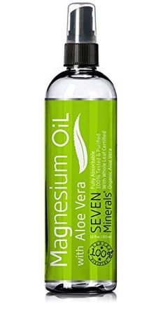 Magnesium Oil. Use instead of a supplement. Easily absorbed into skin. Helps with cramps, pain, and also helps you sleep.