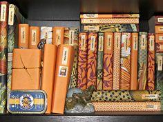 Discworld Shelf (I hate the looks of paperbacks on my shelves!) by teresue, via Flickr