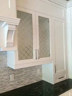 image result for frosted glass cabinet doors diy