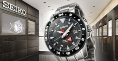 Discover the history of Seiko, best known for its wristwatches.