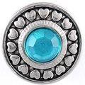 Gambini snaps blue crystal