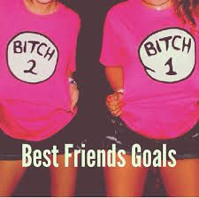 goals with best friend - Google Search