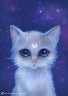 Artemis de sailor moon