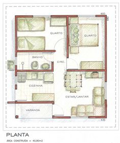 projetos casas populares - Pesquisa Google
