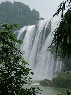 Huangguoshu Falls, Chine