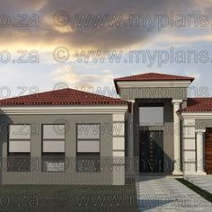 6 Bedroom House Plans – My Building Plans South Africa My Building, Building Plans, Home Design Plans, Plan Design, 6 Bedroom House Plans, Tuscan House Plans, Floor Layout, My Dream Home, Floor Plans
