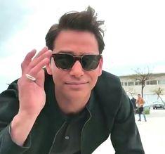 Luke Pasqualino, It's Raining, Heavenly, Famous People, Crushes, Mens Sunglasses, Celebrity, Fashion, Moda