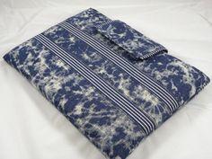 Blue Jean iPad case by DeeZignz on Etsy