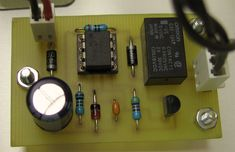 Конструкция усилителя 6н2п + 6П14П (ECC83 + EL84)