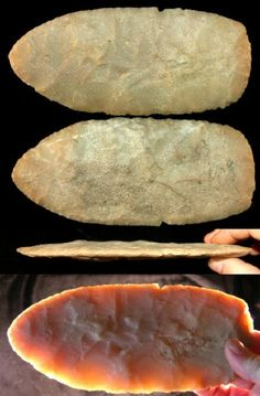 Tallahatta Pickwick found in Choctaw Co. Indian Artifacts, Native American Artifacts, Ancient Artifacts, Bronze Age Tools, Clovis Point, Old Stone, Stone Age, Flint Knapping, Rock Hunting