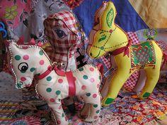 vintage carnival toys