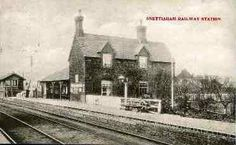 Snettisham railway station - Wikipedia, the free encyclopedia