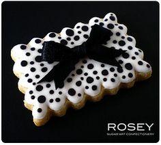 Dalmatian dog cookies? for firemen