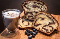 A legfinomabb házi kakaós kalács receptje | femina.hu