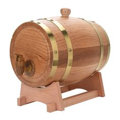 for Serving Oak barrel 3L//10L Wine Storage Barrel Beer Casks with Metal Tap Table Home Accent Display cider Storage of Spirits Oak Wood Wine Barrel with Stand beer Liquors Wine whiskey