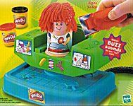 Play-Doh hair