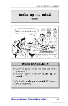 Useful phrases for work and everyday life
