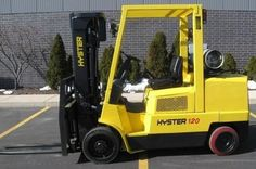 Hyster Service Manual  FREE HYSTER