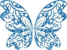 Katarine Butterflix wings by Sky6666.deviantart.com on @DeviantArt