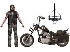 Daryl action figure.
