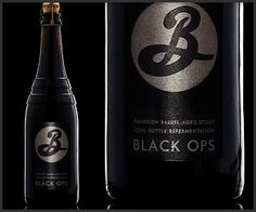 Brooklyn Black Ops Beer