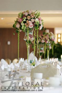 From: Floral Inspirations - Centerpiece Flowers